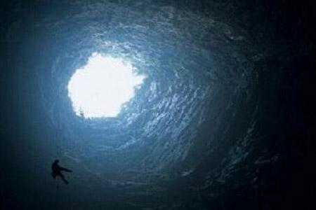 阿苏伊幽谷之谜,为什么下降到821米时会有恐惧(深不可测)