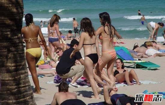 实拍国外天体海滩浴场高清图片,男女全裸狂欢(尽情聊骚)