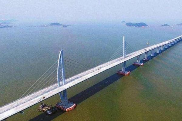 世界上最长的桥,丹昆特大桥全长近165千米