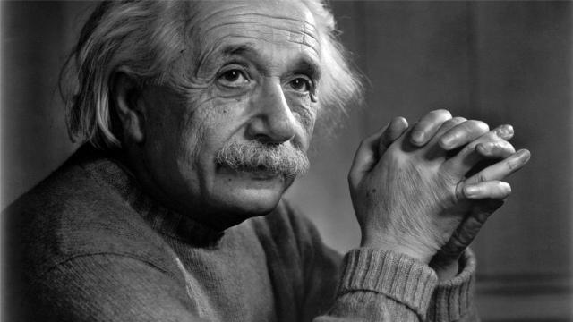 最伟大的科学家爱因斯坦