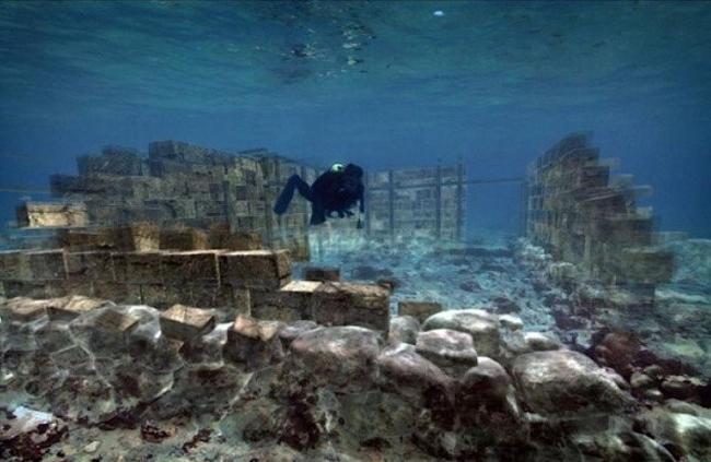 科学家发现世界六大神秘水下古城