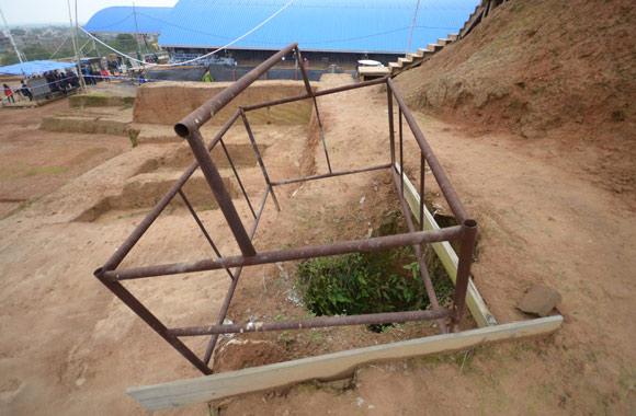 海昏侯墓未解之谜,由一个盗洞发现的惊天大墓