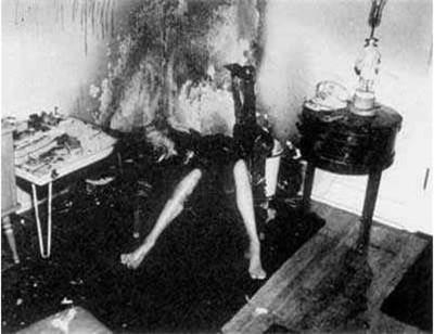 人体自燃之谜:人体自燃是真的吗 如何才会产生自燃现象