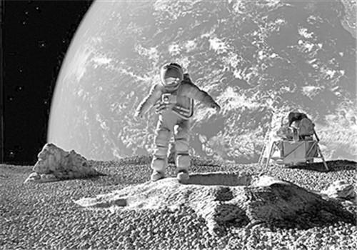 月球上有水吗?科学证明告诉你月球上到底有没有水