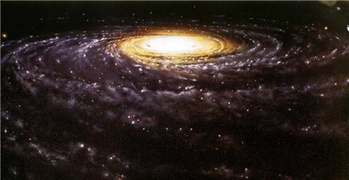 銀河系有多大它的中心在哪(na) 銀河系之(zhi)謎揭秘