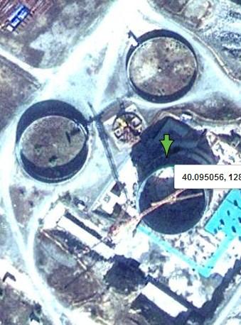 朝鲜核反应堆