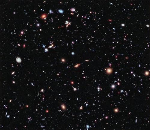 宇宙到底有多大 宇宙也已经大得不能用大来形容了