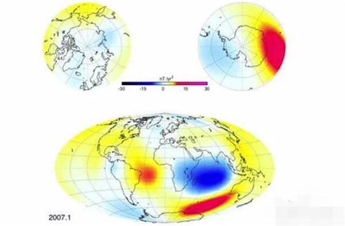 因地磁场发生的变化地球会被毁灭吗?