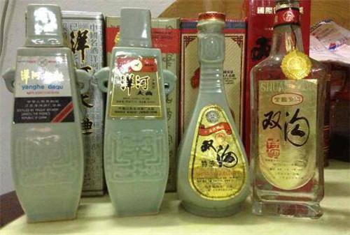 中国名酒排行榜 茅台和五粮液也只能排第3名和第5名