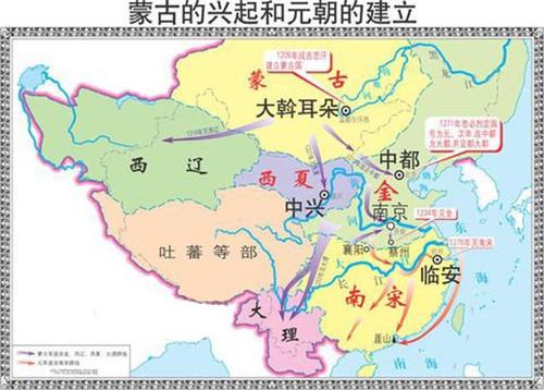 元朝是怎么灭亡的 揭开元朝导致元朝灭亡的原因