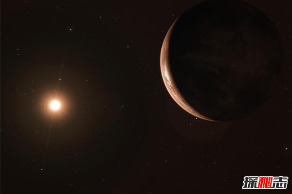 6光年外超级地球:巴纳德星b,或存在生命(GJ699b)