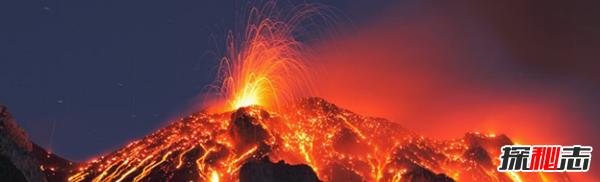 人掉进岩浆会剩下什么?火山爆发的十大危害与好处