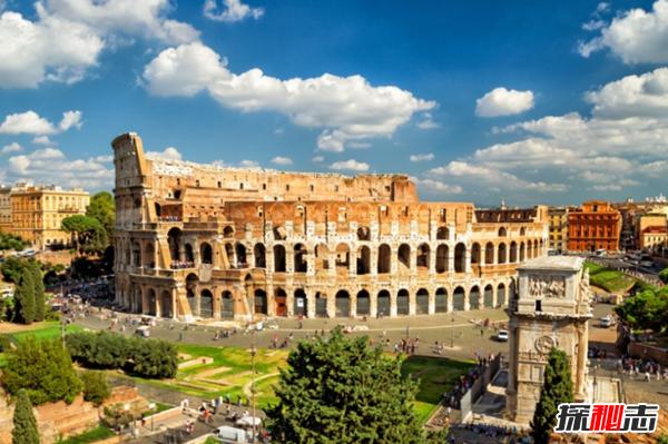 罗马斗兽场象征着什么?罗马斗兽场十大残忍的历史