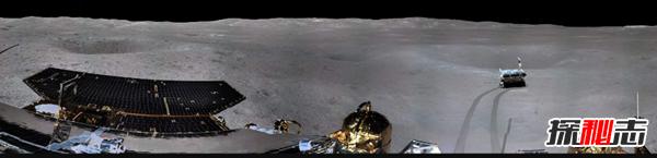 全球第一张月球背面全景图 月球背面外星人真相出炉