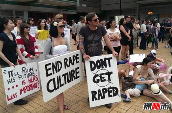 世界强奸案最多的10个国家 印度排第五,第一每年有50万起