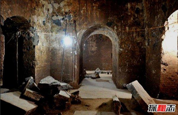 关羽墓出土青龙偃月刀有多重图片