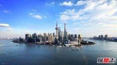 中国最富十大城市排名 第一实至名归富可敌国