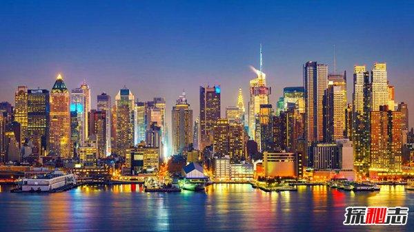 中国面积第一大城市_世界十大最繁荣城市 中国上榜两城市纽约第一实至名归_探秘志