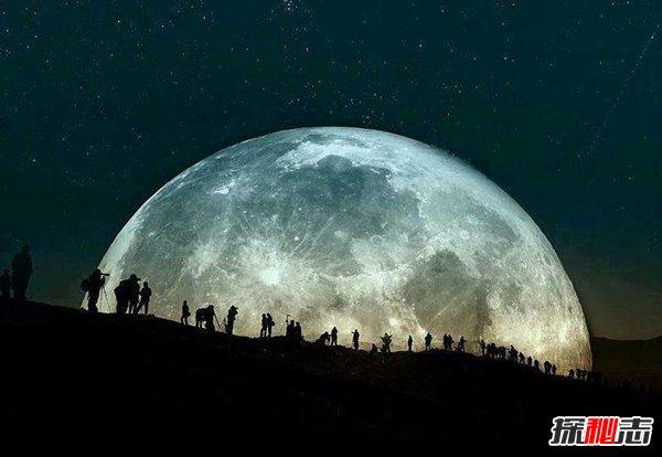 超级月亮2019什么时候 超级月亮是怎么形成的