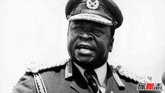 非洲最残暴的总统阿明 杀妻吃人肉还索要英女王内裤