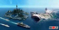 史前海洋十大霸主 旋齿鲨超强咬合力海洋中称霸