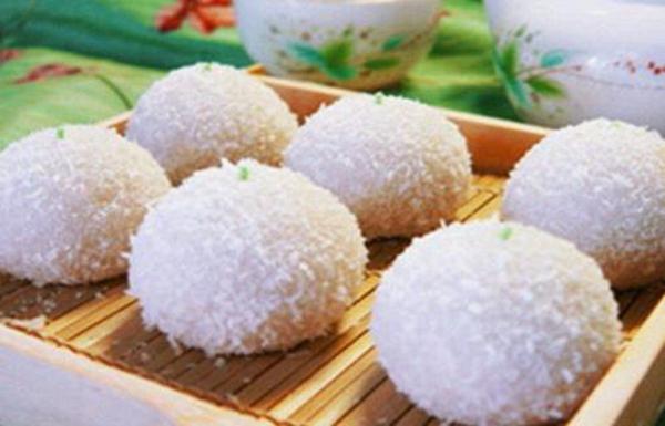 水磨糯米粉可以做什么 用糯米粉制作的点心有哪些插图(2)