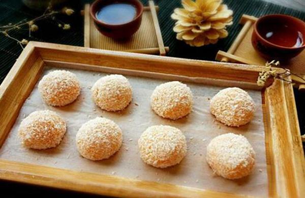 水磨糯米粉可以做什么 用糯米粉制作的点心有哪些插图(3)