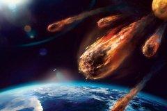2026年地球灾难:小行星撞地球(能爆发6400万亿千焦能量)