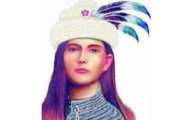楼兰美女复原图:身高155.8厘米,年龄40年,美貌惊人