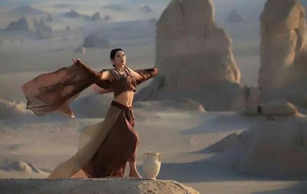 楼兰美女是什么民族:古欧洲人种,中国西部古代小国