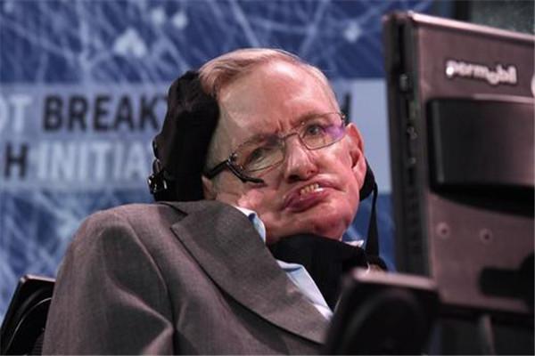 霍金用什么控制电脑 通过脸部肌肉与眼镜配合控制