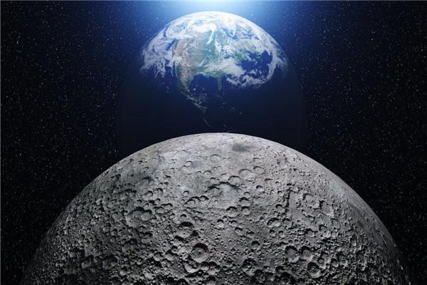 月亮里面到底有没有人?人无法在月亮上存活(传说)