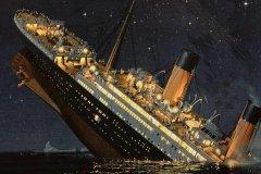 泰坦尼克号沉船事件背后:至少1500人遇难,坠入3700米处
