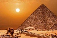 为什么法老要葬在金字塔里 借助金字塔登天(崇拜太阳神)