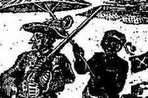 英国海盗亨利·埃夫里,从水手到海盗的逆袭(头号通缉犯)