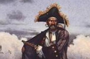 海盗黄金时期最成功的巴沙洛缪·罗伯茨,4年劫持400艘船只