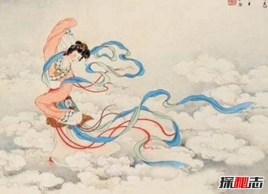 中國上古宇航員竟是嫦娥,服用不死之藥奔月(借助外力)