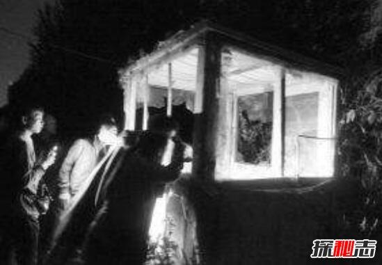深南花园闹鬼图片