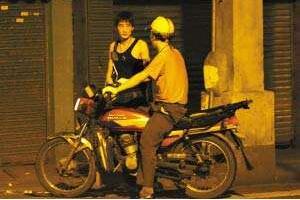 茂名光华北灵异事件,摩的司机深夜遇到女鬼坐车离奇消失