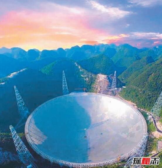 中国天眼捕宇宙脉冲,信号振幅转换为美妙的天籁之音