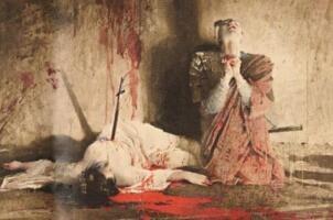 杀妻求将的故事,为得将军职位杀死妻子(不择手段的人)