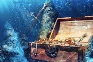 日本阿波丸号黄金沉没之谜,40吨黄金海底神秘消失(无解)