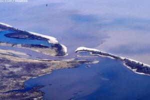 世界上最大的咸水湖,里海(比德国还大/世界上最大的湖泊)