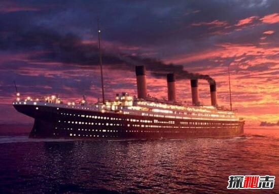 揭密泰坦尼克号沉船之谜,真相竟是受到3000年木乃伊诅咒