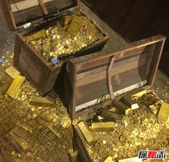 揭秘大清国神秘宝藏之谜,众人奋力挖金银竟收获铜钱