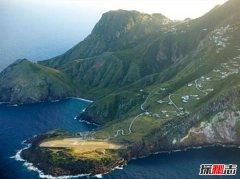 世界上最小的十个机场 萨巴机场坐落于悬崖上相当刺激