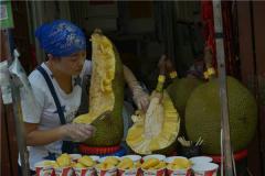 菠蘿蜜過敏(min)什麼癥(zheng)狀(zhuang) 可(ke)能出現嘔吐腹瀉皮膚(fu)瘙(sao)癢情況