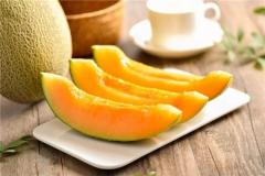 哈密瓜和冬枣能一起吃吗 能,对女性很有好处(保养皮肤)