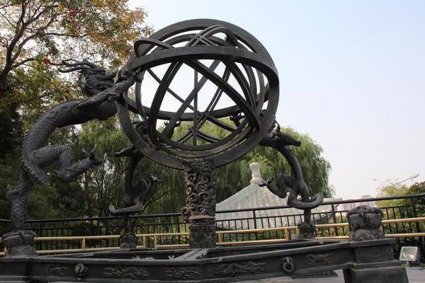 浑天仪是干什么的?古时观测天文的仪器(由落下闳创造)