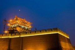 平遥古城5个必去景点:长6公里的古城墙(有着千年历史)